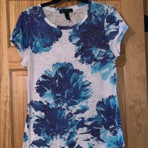 INC NWOT T-shirt embellished